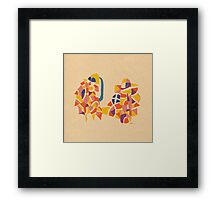 - victory - Framed Print