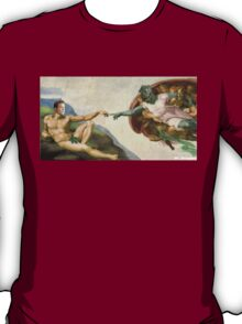 The Creation of Kirk T-Shirt