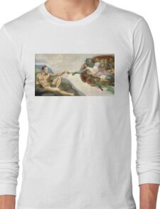 The Creation of Kirk Long Sleeve T-Shirt