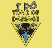 I DO... tons of damage   Please Like and Share :) Kids Clothes