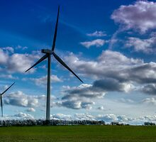Windpower by elfcall