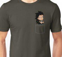 Gajeel Pocket Chibi Unisex T-Shirt