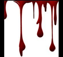 Bleeding  Sticker