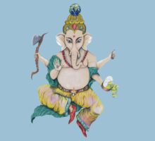 Ganesha by SaplingsStudio