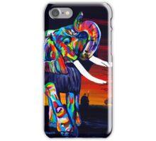 African Sunset iPhone Case/Skin