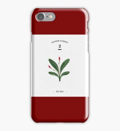 Red Velvet SMTOWN Winter Garden 'Wishlist' iPhone Case/Skin