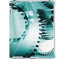 mechanical engineering iPad Case/Skin