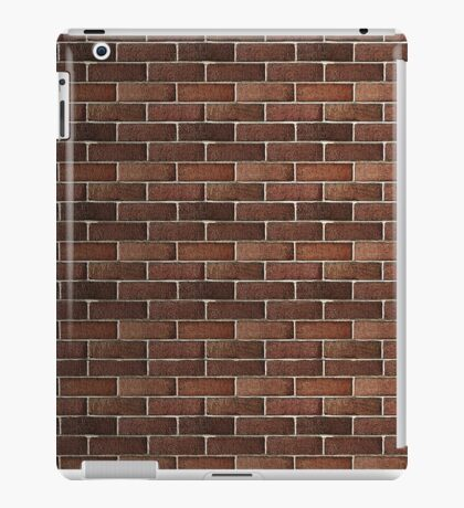 brick wall iPad Case/Skin