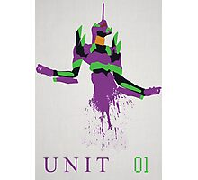 Unit 01 Photographic Print