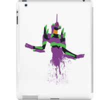 Unit 01 iPad Case/Skin