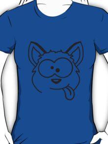 Naughty Fox dog Wolf kind baby T-Shirt