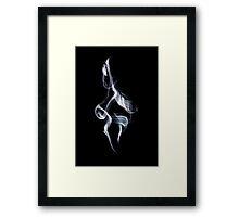Smokey Framed Print