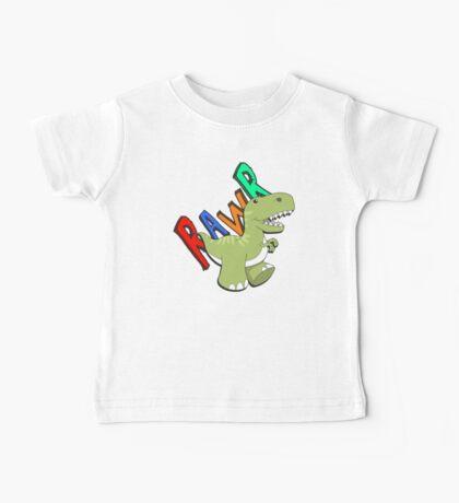 Dino Rawr Baby Tee