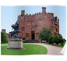 Powis Castle  Poster