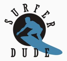 Surfer Dude One Piece - Short Sleeve