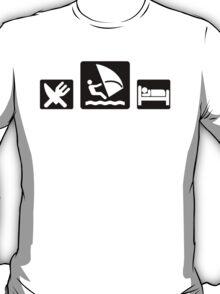 Eat WINDSURF Sleep T-Shirt