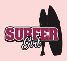 Surfer Girl by nektarinchen