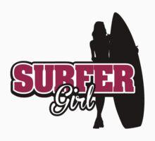 Surfer Girl Kids Clothes