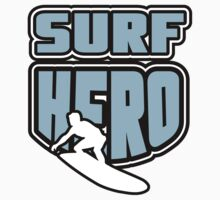 Surf Hero Kids Tee