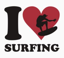 I love surfing One Piece - Long Sleeve