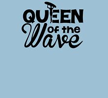 Queen of the wave Womens Fitted T-Shirt