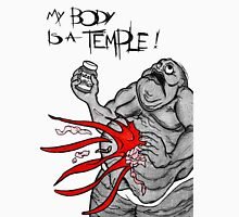 Body is a Temple Nutella T-Shirt T-Shirt