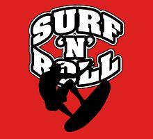 Surf 'n' Roll Unisex T-Shirt