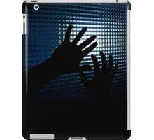 Hands silhouette iPad Case/Skin