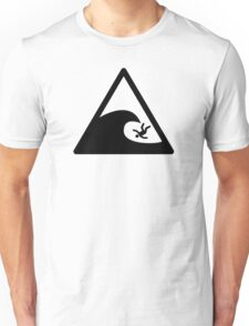 Wave sign - Accident Unisex T-Shirt