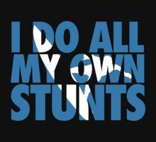 Surfing: I do all my own stunts Kids Tee