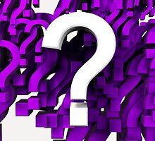 Many question mark by carloscastilla