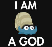 Twitch Plays Pokemon: I Am A God - Dark with White Text by Twitch Plays Pokemon