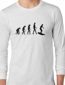 Evolution Surf Long Sleeve T-Shirt