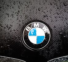 black - wet - BMW by NafetsNuarb