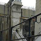Peterborough Liftlock by Heather Crough