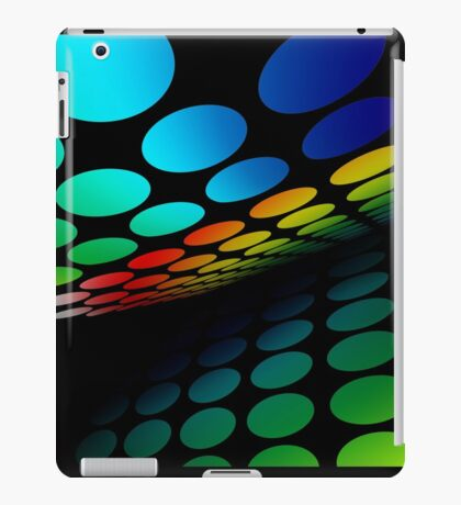 Colorful background iPad Case/Skin