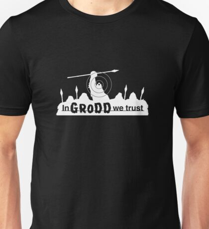 GRODD (White) Unisex T-Shirt