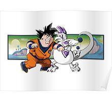 Family Guy Z - Goketer VS Cheeza Poster