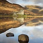 Kilchurn Castle by Photo Scotland