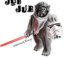 JUB JUB Killer Ewoks Shirt by officialnsg