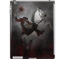 Headless horseman (Sleepy Hollow) iPad Case/Skin