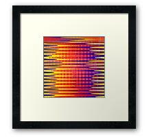 Pulse Framed Print
