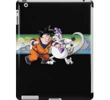 Family Guy Z - Goketer VS Cheeza iPad Case/Skin