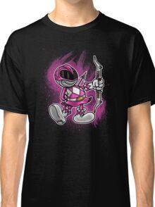 Vintage Pink Ranger Classic T-Shirt