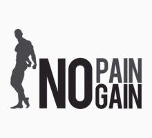 No Pain no Gain by nektarinchen