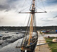 Brigantine by Richard  Nuttall