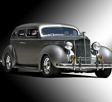 1938 Packard 'Big Al' Sedan by DaveKoontz