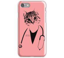 Dr. Cat iPhone Case/Skin