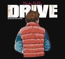Drive 88 MPH by mattdez