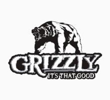 Grizzly Smokeless Taobacco by heavymanchad